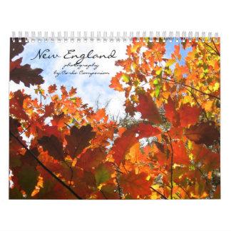New England - 2009 Calendars