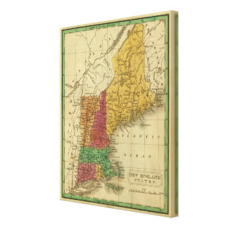 New England 2 Canvas Print