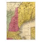 New England 3 Postcard