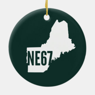 New England 67 Ornament