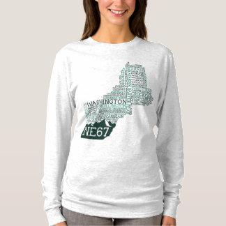 New England 67 Women's Long Sleeve T-Shirt