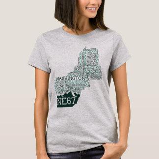 New England 67 Women's T-Shirt