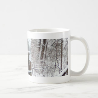 NEW ENGLAND BASIC WHITE MUG