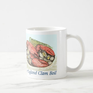 NEW ENGLAND CLAM BOIL MUG
