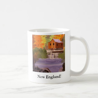 New England Fall Foliage Mug