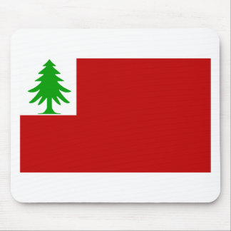 New England Flag Mouse Pad