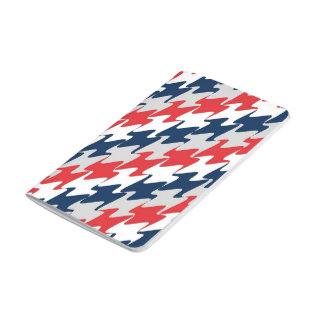 New England Football Team Colors Red White & Blue Journals