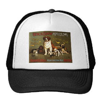 New England Kennel Club bench show Mesh Hat