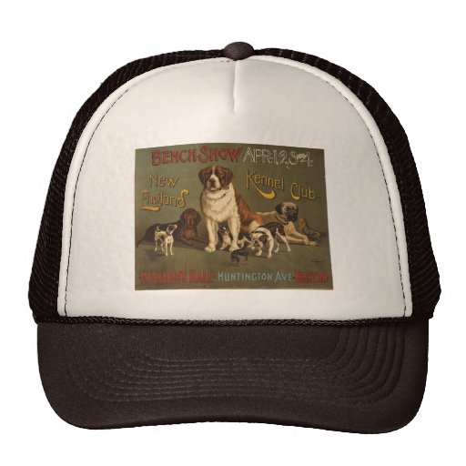 New England Kennel Club Trucker Hat
