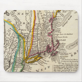 New England, New York, New Jersey and Pennsylvania Mouse Pad