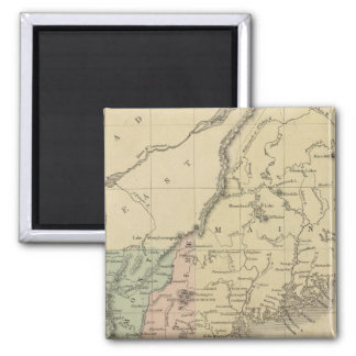 New England Square Magnet