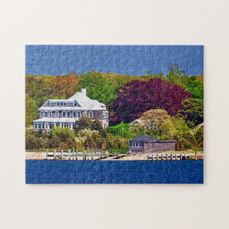 New England Summer Homes Puzzle