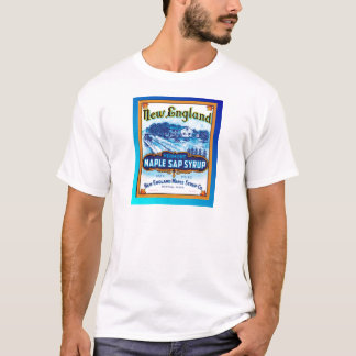 New England Vermont Maple Syrup T-Shirt