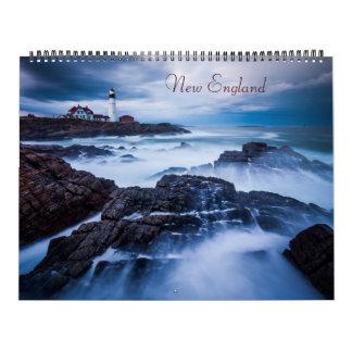 New England Wall Calendars