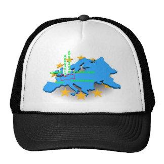 NEW euro pub crawl Trucker Cap2 Trucker Hat