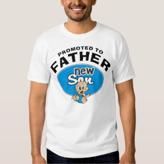 New Father New Son T-Shirt