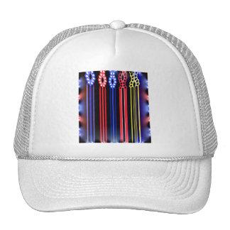 New feel design trucker hat