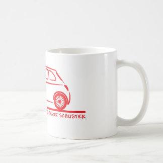 New Fiat 500 Cinquecento Basic White Mug