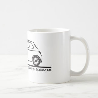 New Fiat 500 Cinquecento Coffee Mug