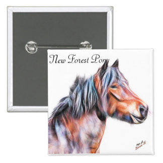 New Forest Pony badge