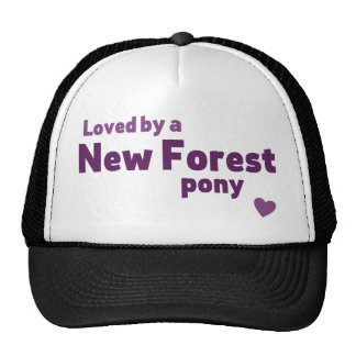 New Forest pony Cap