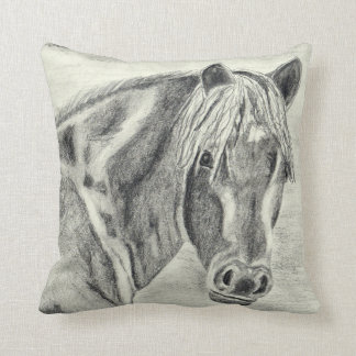 New Forest Pony cushion (a244)