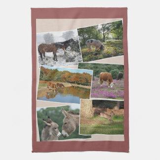 New Forest teatowel Tea Towel