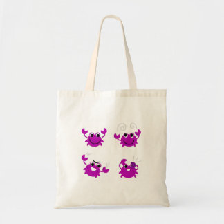 New fresh designers tote with Crabs