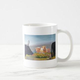 New Friends Basic White Mug