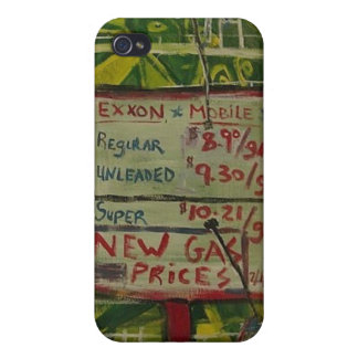 NEW GAS PRICES iPhone 4 COVERS