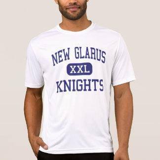 New Glarus - Knights - High - New Glarus Wisconsin Tees