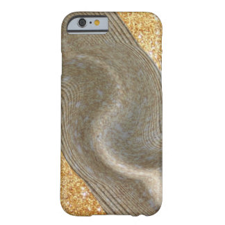 new gold snack art barely there iPhone 6 case