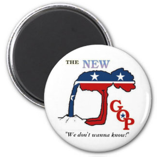 New GOP Logo Magnet