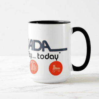 New Granada Tomorrows City Today Mug