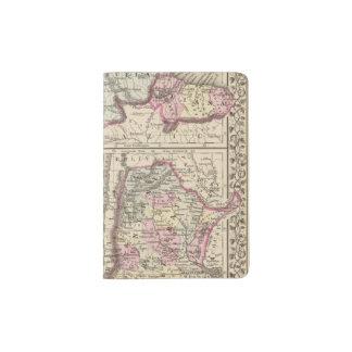New Granada, Venezuela, Guiana Passport Holder