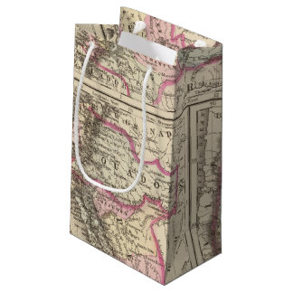 New Granada, Venezuela, Guiana Small Gift Bag