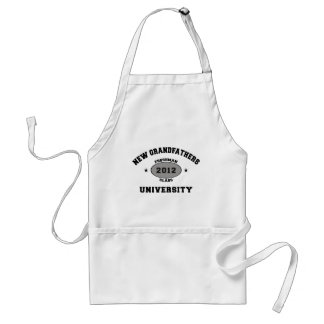 New Grandfather 2012 Aprons