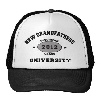 New Grandfather 2012 Cap