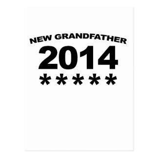 New GRANDFATHER 2014 Shirt.png Postcard