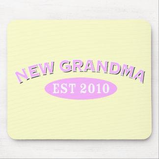 New Grandma 2010 Mouse Mat