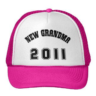 New Grandma 2011 Gift Cap