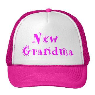 New Grandma Cap