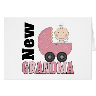 New Grandma Cards
