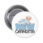 New Grandma Gifts Buttons