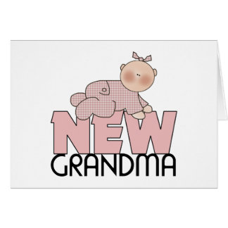 New Grandma Gifts Cards