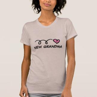New Grandma tee shirt