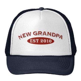 New Grandpa 2010 Cap