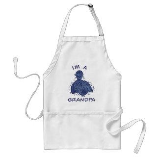 new grandpa aprons