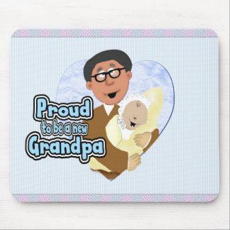 New Grandpa Mouse Mats