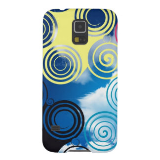 New graphic sky design galaxy s5 covers